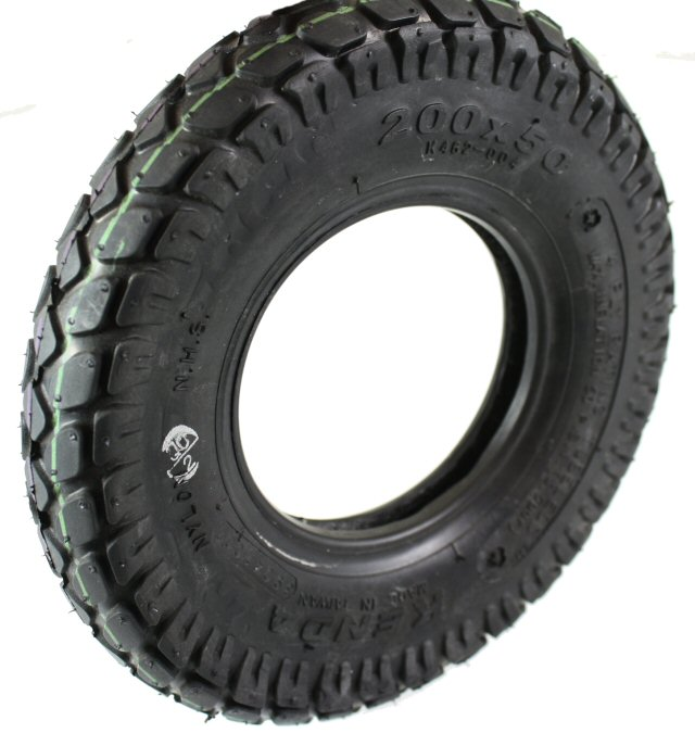 Tire, 7 inch Off Road Tread