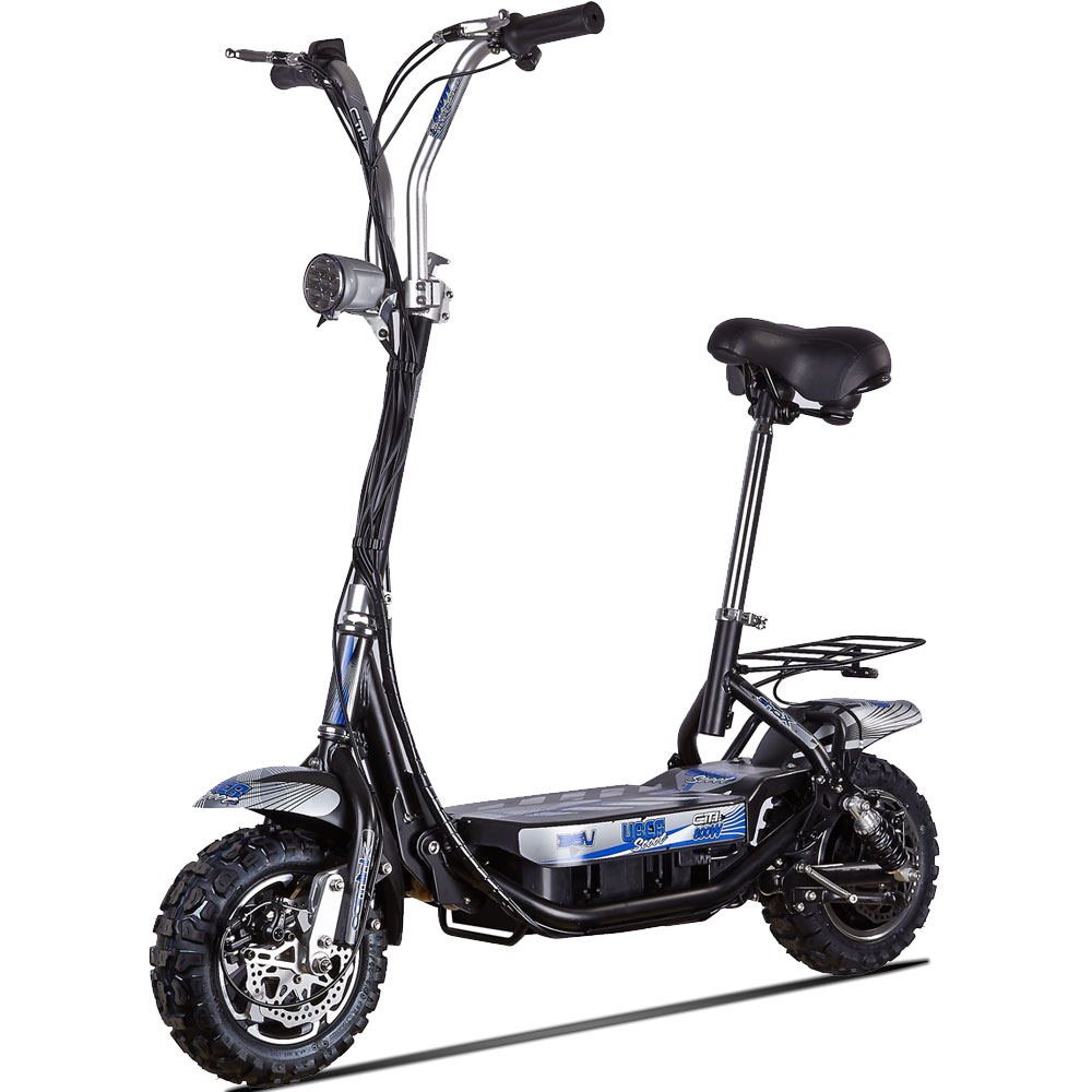 XTR City Scoot 800W with Seat and Lights .