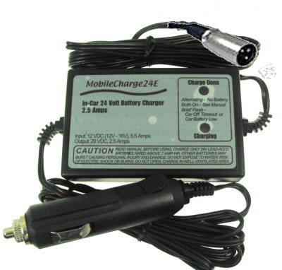 Charger 450W with CAR adapter