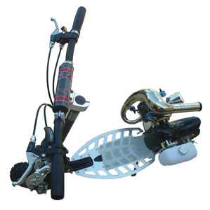 GAS Scooters Parts