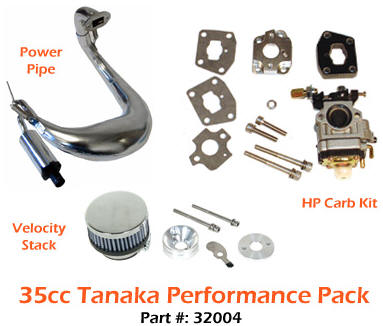 High Performance PowerKart Parts