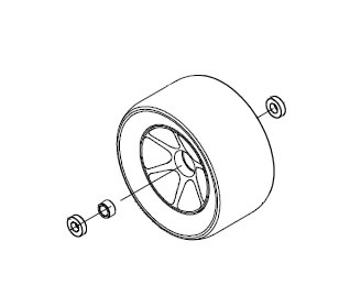 power kart scooter parts power wiring diagram, schematic diagram Cy50a Wiring Diagram scooter brake caliper besides cylinder head bolt as well cy 50 a also razor electric dirt cy50a wiring diagram