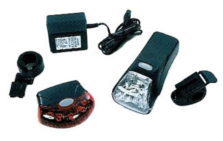 Light kit, Rechargeable
